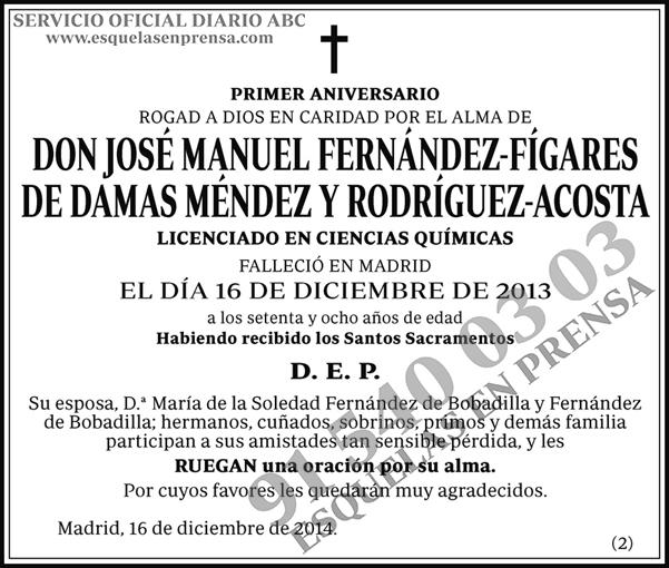 José Manuel Fernández-Fígares de Damas Méndez y Rodríguez-Acosta